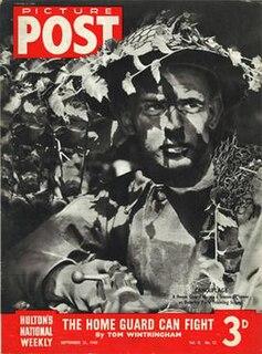 <i>Picture Post</i> photojournalistic magazine