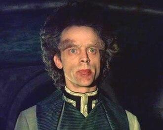 "Mentat - Brad Dourif as the ""twisted"" Mentat Piter De Vries in David Lynch's Dune (1984)"