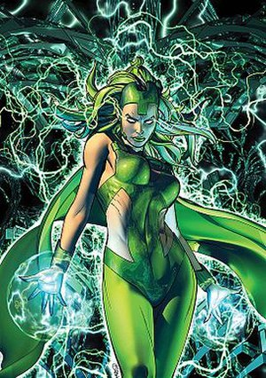 Polaris (comics) - Image: Polaris Magnetism