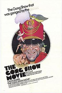 <i>The Gong Show Movie</i> 1980 film
