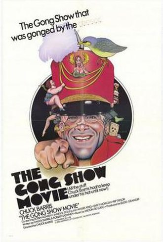 The Gong Show Movie - Image: Poster of the movie The Gong Show Movie