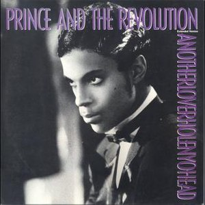 Anotherloverholenyohead - Image: Prince Anotherlover single