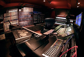 Example of a professional production environment