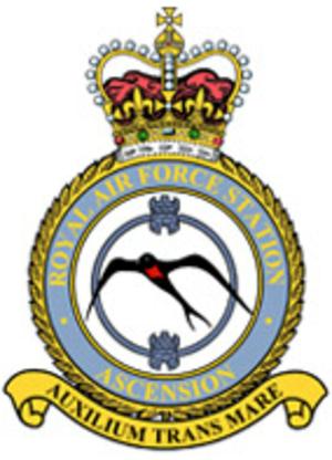 RAF Ascension Island - Image: RAF Ascension Island crest