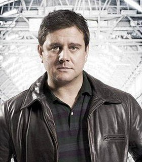 Rhys Williams (<i>Torchwood</i>) fictional character of Torchwood