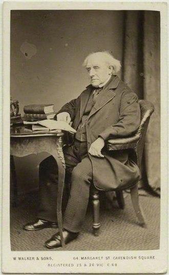 Robert Keeley (comedian) - Robert Keeley in 1864