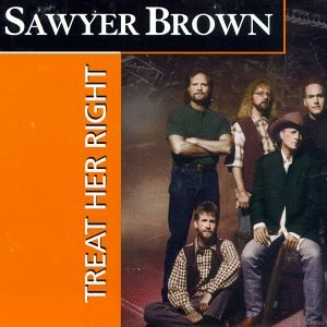 Treat Her Right (Sawyer Brown song) - Image: SB Treat Her Right cd single