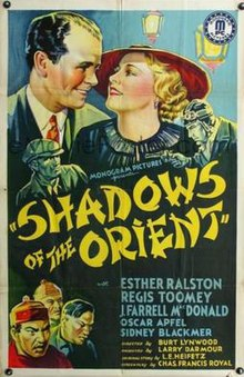 Shadows of the Orient movie