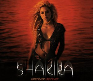 Whenever, Wherever - Image: Shakira Whenever, Wherever