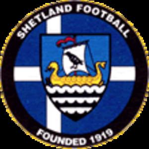 Shetland football team - Image: Shetland football logo