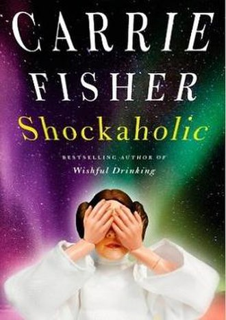 Shockaholic - Image: Shockaholic Carrie Fisher (2011)
