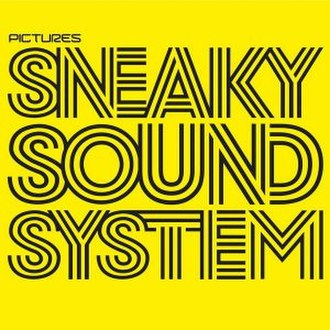 Pictures (Sneaky Sound System song) - Image: Sneaky Sound System Pictures UK