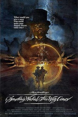Something Wicked This Way Comes (film) - Theatrical release poster by David Grove