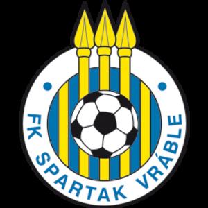 FC ViOn Zlaté Moravce - Vráble B - Image: Spartak vrable