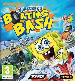 SpongeBob's Boating Bash Cover.jpg