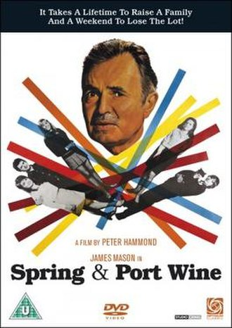 Spring and Port Wine - Image: Spring and Port Wine Film Poster