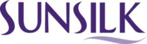 Sunsilk - The logo of Sunsilk in 1990-2008.