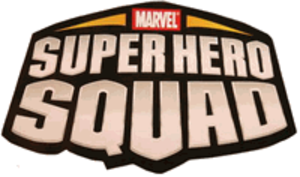 Marvel Super Hero Squad - Image: Super Hero Squad Logo