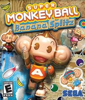 <i>Super Monkey Ball: Banana Splitz</i> 2012 video game