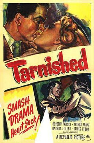 Tarnished - Theatrical release poster