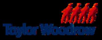 Taylor Woodrow - Image: Taylorwoodrowlogo