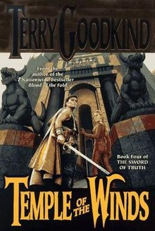 Temple of the Winds (Sword of Truth, Book 4) Goodkind, Terry Hardcover