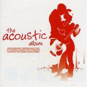 The Acoustic Album (EMI compilation) - Image: The Acoustic Album album cover