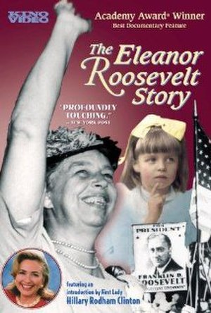 The Eleanor Roosevelt Story - Image: The Eleanor Roosevelt Story