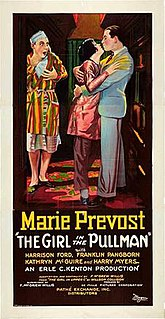 <i>The Girl in the Pullman</i> 1927 film by Erle C. Kenton
