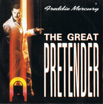 The Great Pretender - Image: The Great Pretender Single 1987