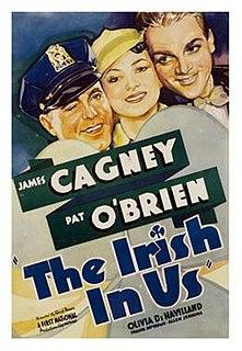 <i>The Irish in Us</i> 1935 film by Lloyd Bacon