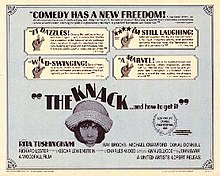 The Knack …and How to Get It film poster.jpg
