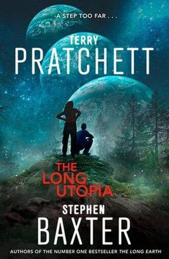 The Long Utopia - Image: The Long Utopia UK Book Cover