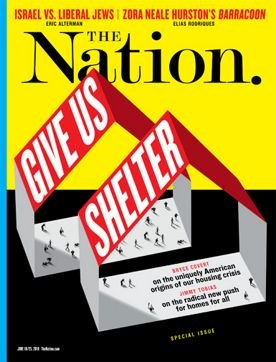 The Nation magazine cover - 18-25 June 2018