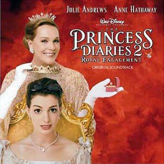 The Princess Diaries soundtracks - Image: The Princess Diaries Soundtrack 2