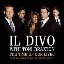 the time of our lives il divo and toni braxton song wikipedia