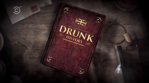 Drunk History (UK TV series) - Image: The intertitle for Drunk History (UK)