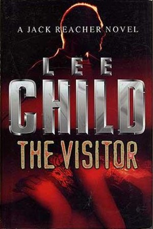 The Visitor (Child novel) - First edition (UK)