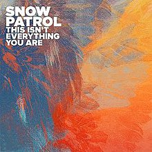 cd snow patrol 2011