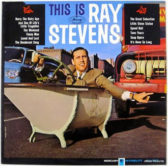 This Is Ray Stevens - Image: This Is Ray Stevens