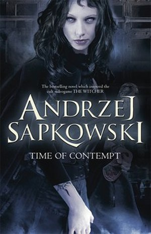 Time of Contempt - Image: Time of Contempt UK