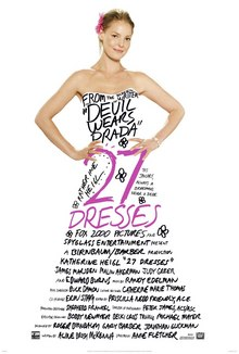 27 Dresses Sister Wedding Dress
