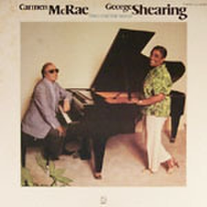 Two for the Road (Carmen McRae and George Shearing album) - Image: Twocarmen