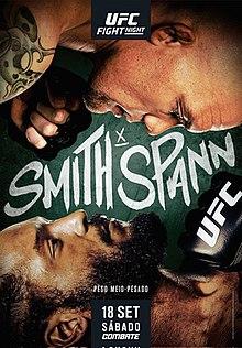 UFC Fight Night Smith vs. Spann official poster.jpg