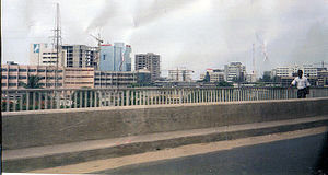 Victoria Island, Lagos - Business District, Victoria Island
