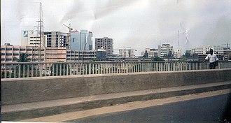 Victoria Island, Lagos - Business District, Victoria Island