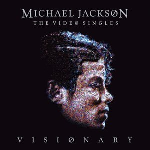 Visionary: The Video Singles - Image: Visionaryboxset