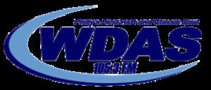 WDAS-FM - Image: WDASFM