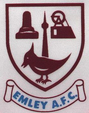 Wakefield F.C. - Old Emley A.F.C. logo