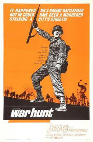 War Hunt - Image: War hunt poster
